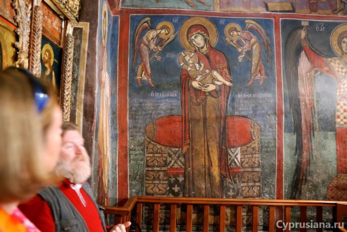 Богородица Аракиотисса (Ястребская)
