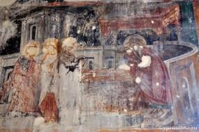 Фрески в церкви св. Апостолов