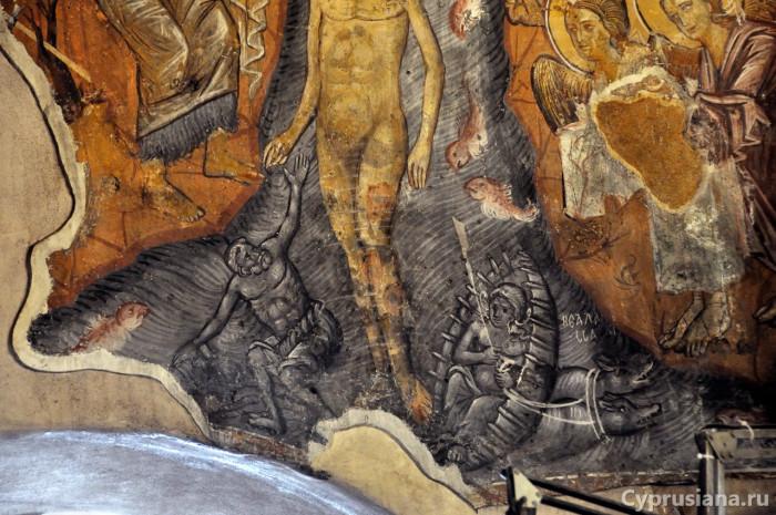 Персонификации Иордана и Моря (Иероскипу)