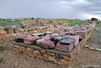 Руины Святилища Афродиты