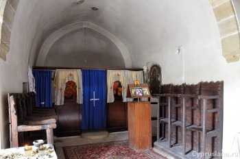 Церковь св. Созомена