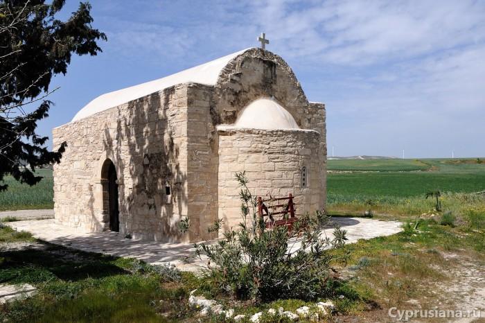 Церковь св. Андроника