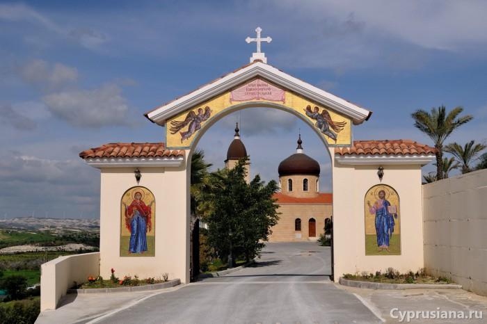 Церковь Семистрельная