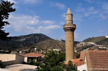 Мечеть в Калавасосе