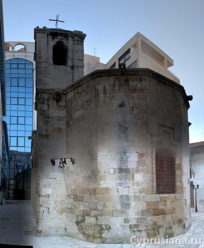 Панорама церкви св. Андроника