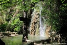 Водопад в Тримиклини