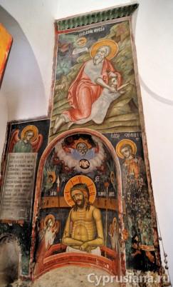 Другие фрески