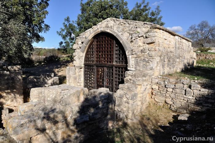 Часовня Agios Stephanos