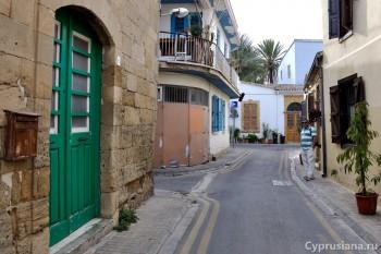 На улочках Никосии
