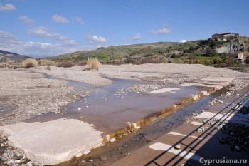 Река Xeros