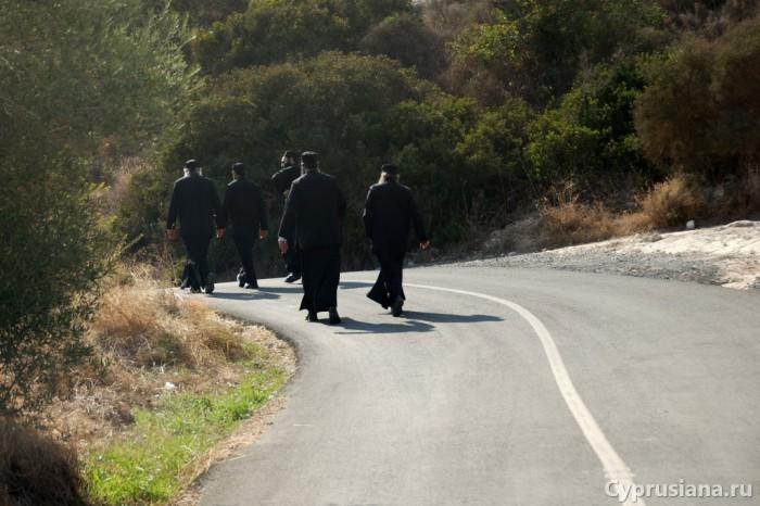 На дорогах Кипра