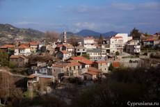 Вид на Киперунту
