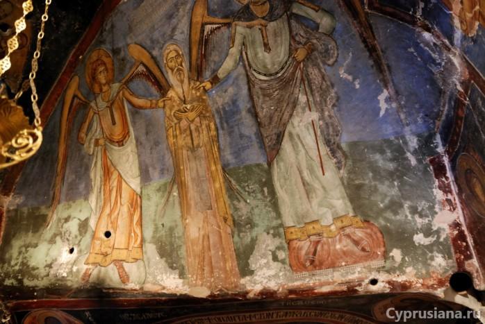 Неофит и два ангела