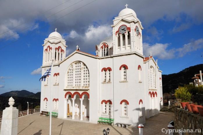 Главная церковь Педуласа