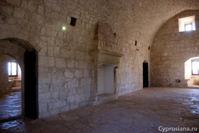 Третий этаж замка Колосси