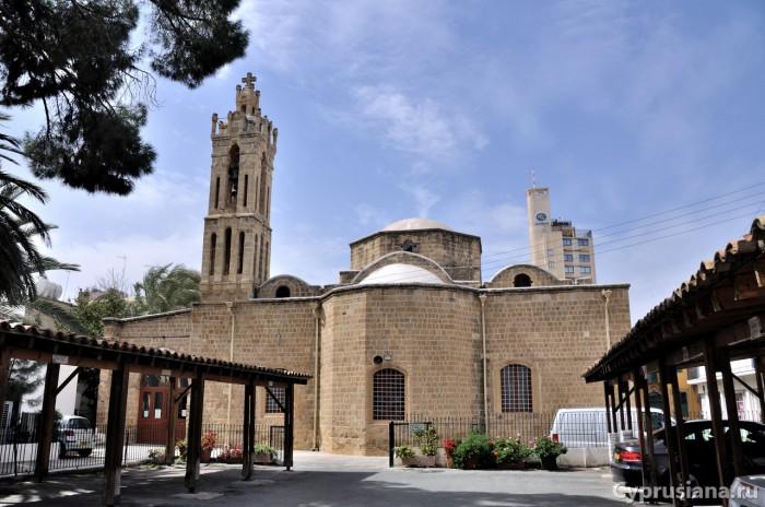 Церковь Архангела Михаила Трипиотис