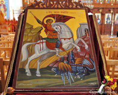 Икона св. Георгия