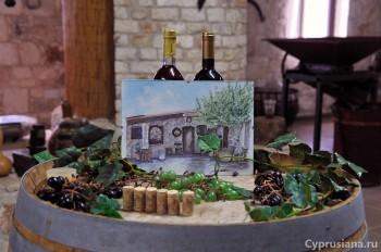 Музей при винодельне