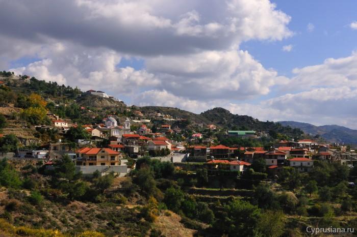 Деревня Пелендри