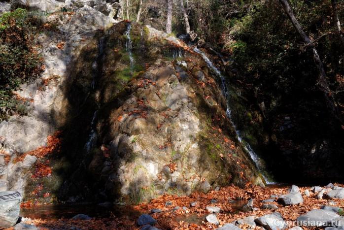 Водопад Кантара